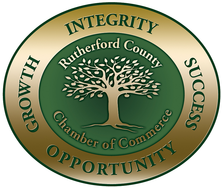 Rutherford County Chamber of Commerce Logo