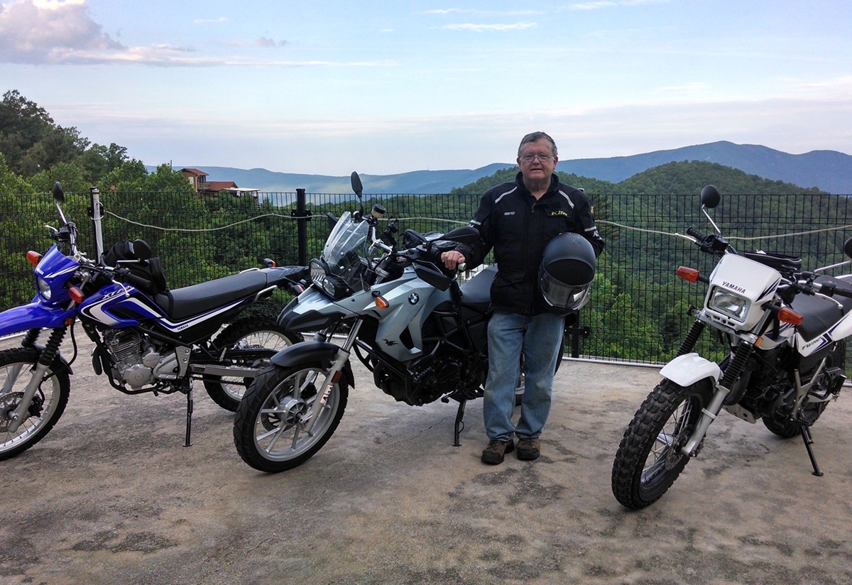 Little Switzerland Motorcycle Rentals @ Skyline Village Inn