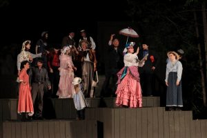 From This Day Forward - Historic Outdoor Drama of the Waldenses @ Fred B. Cranford Amphitheatre  | Valdese | North Carolina | United States