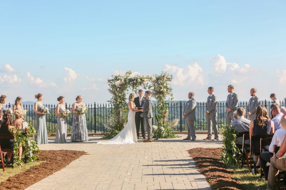 Your Guide to a Destination Wedding in the Blue Ridge Mountains