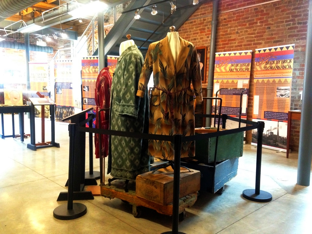 Beacon Blankets: The Mill, A New Exhibit