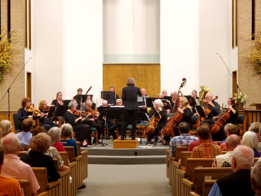 Toe River Arts Chamber Ensemble