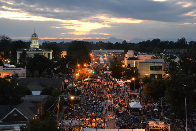 38th Annual Morganton Festival