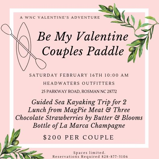 Be My Valentine Couple's Paddle