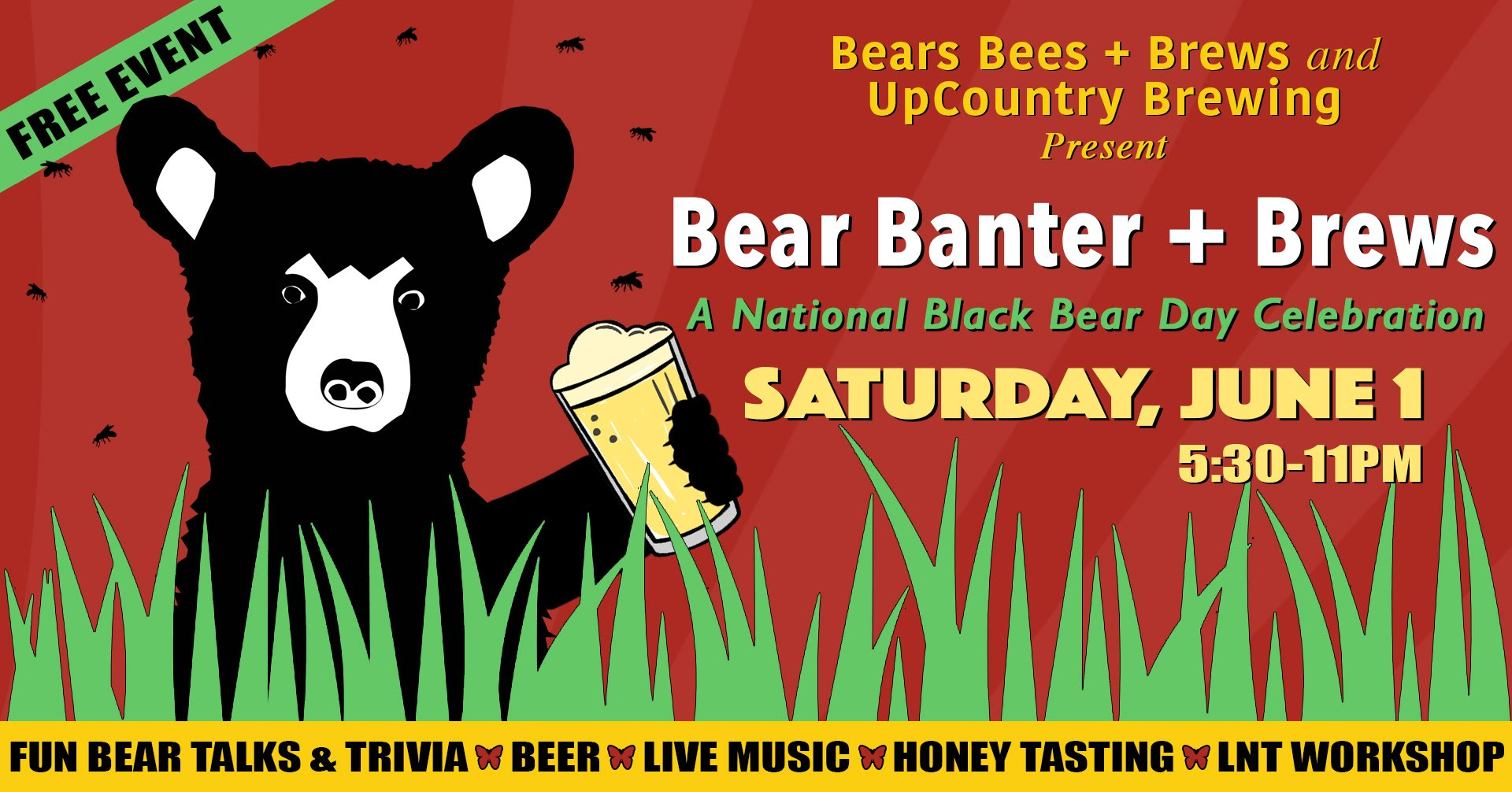 Bears Banter + Brews
