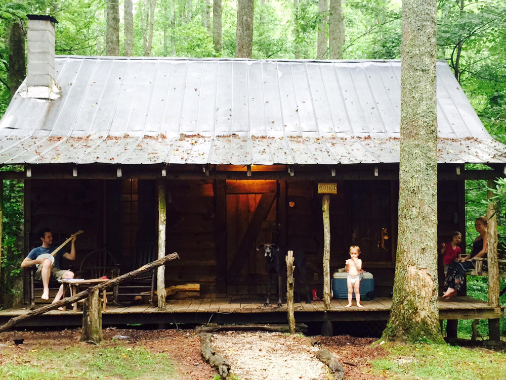 Cabin Fever in Saluda