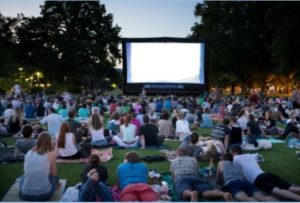 summer outdoor movies_Mayland Earth to Sky Park