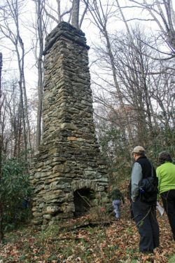 Historic North Fork Valley Tour of the Asheville Watershed – East Side