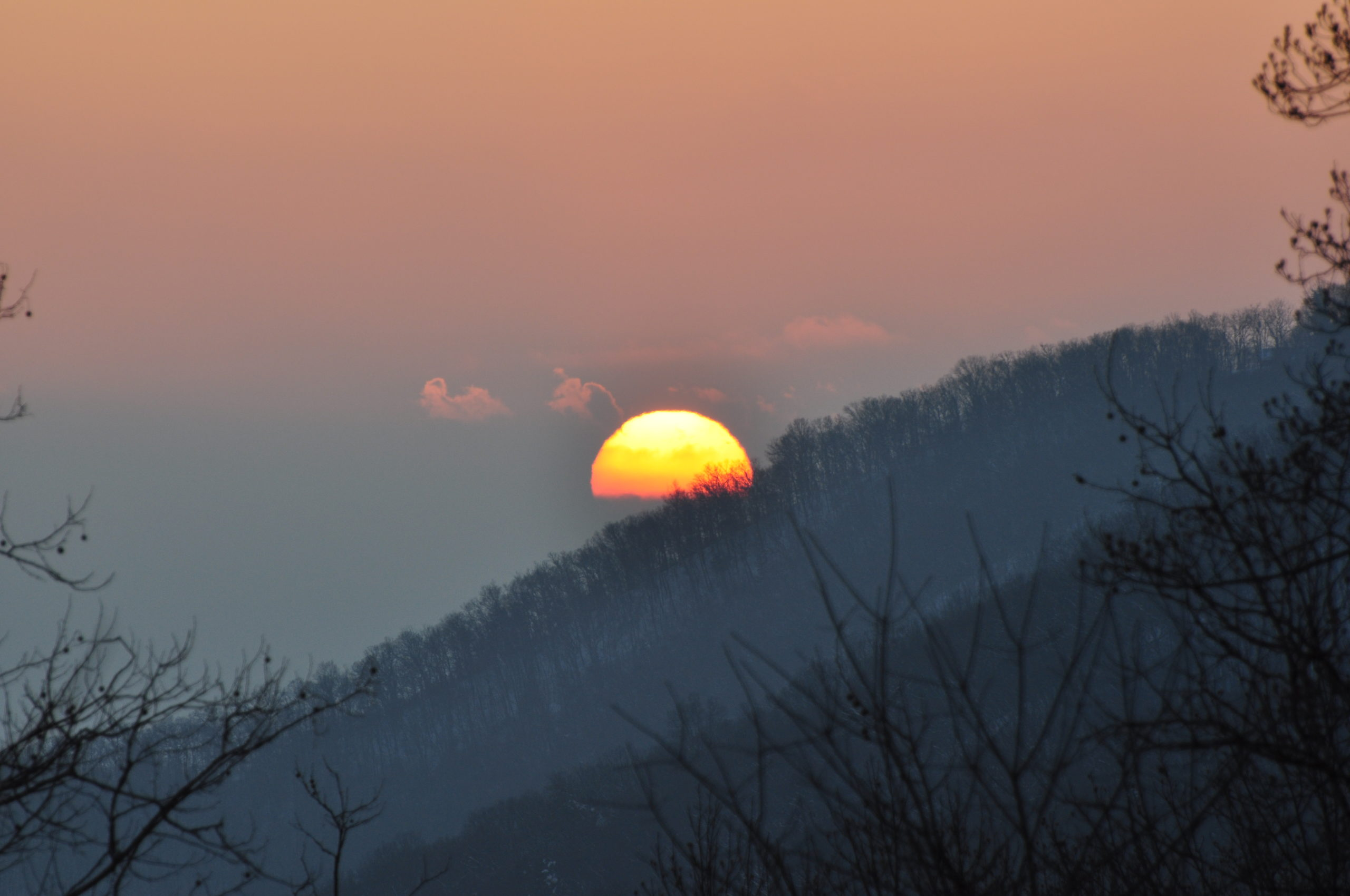 Blue Ridge Mountains – Top Spots for Winter Romance
