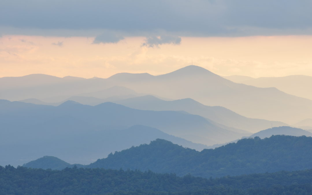 NC Blue Ridhe Mountains