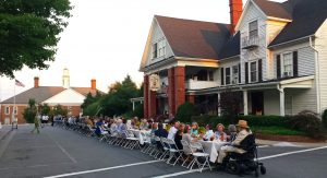 Farm to Table Dining on the Square @ Burnsville Town Square | Burnsville | North Carolina | United States
