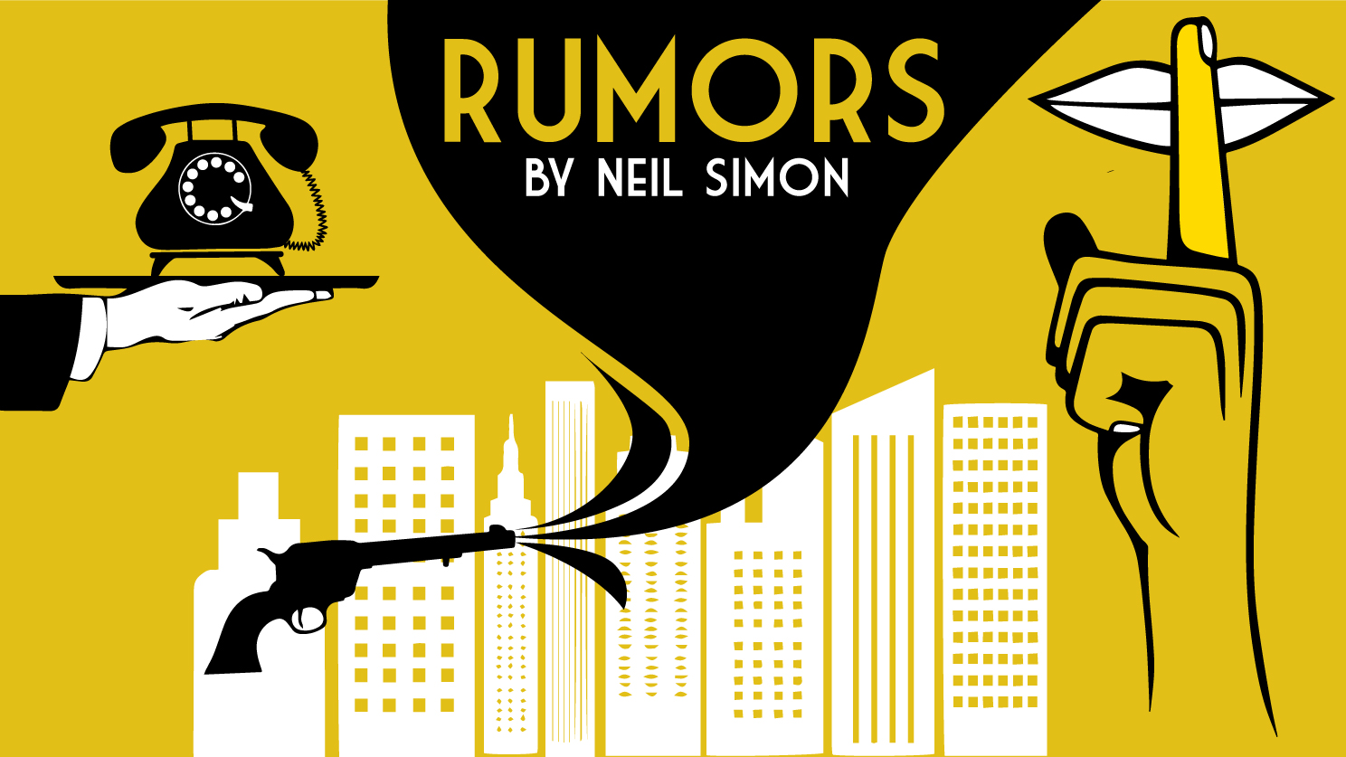 Hendersonville Community Theatre presents: Rumors