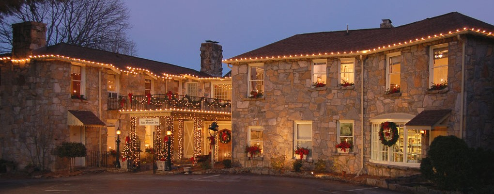Holiday Tour of Historic Inns and Cookie Caper