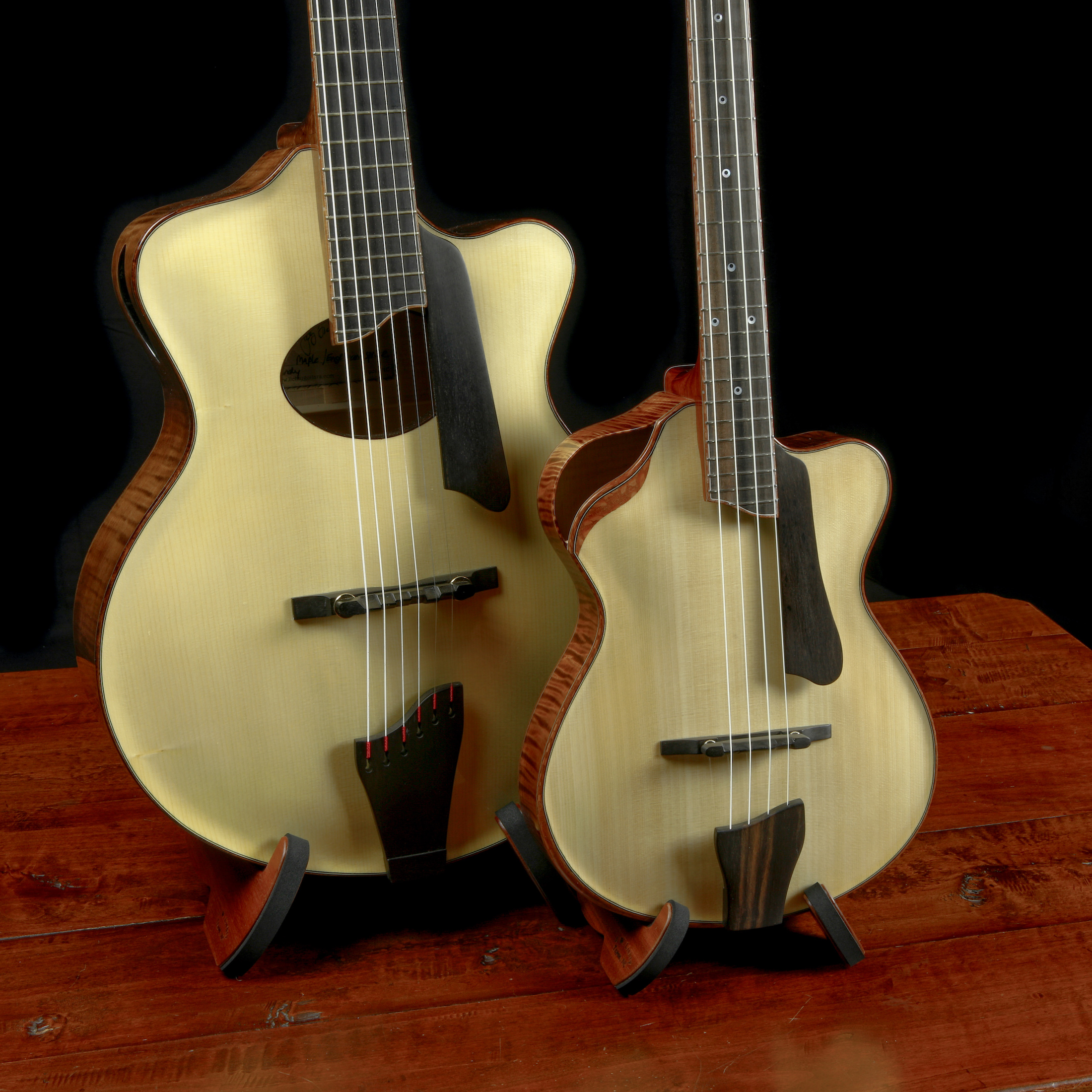 Mountain Acoustics Luthier Invitational