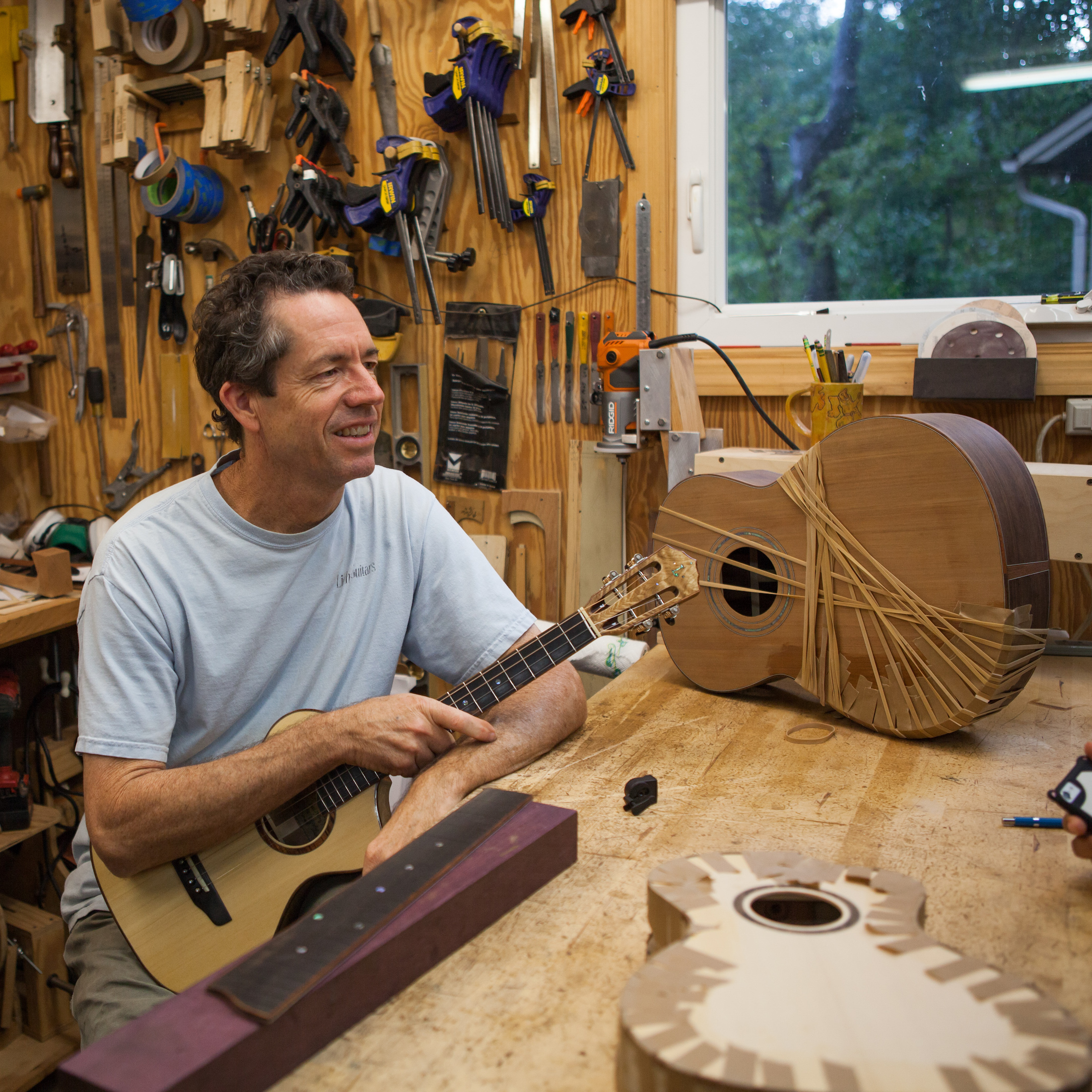 New Blue Ridge Mountain Festival Celebrates Hand-Crafted Instruments