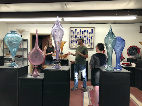 Kenny Pieper Glass Studio