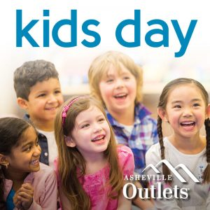 Asheville Outlets Announces Kids Day @ Asheville Outlets Mall | Asheville | North Carolina | United States
