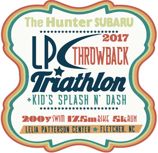 LPC Retro Triathlon & Kid's Splash 'N Dash