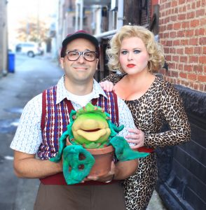 Little Shop of Horrors @ Flat Rock Playhouse | Flat Rock | North Carolina | United States