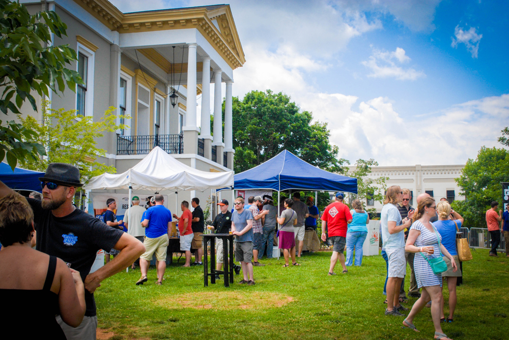 State of Origin Beer Fest 6/11- NC Beers & Ingredients Spotlighted