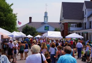 Mt. Mitchell Crafts Fair @ Town Square | Burnsville | North Carolina | United States