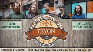 Packway Handle Band @ Tryon International Equestrian Center | Mill Spring | North Carolina | United States