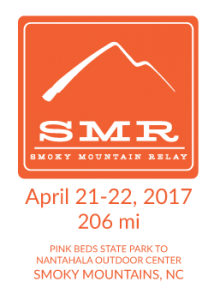 Smoky Mountain Relay @ Pink Beds Park | Asheville | North Carolina | United States