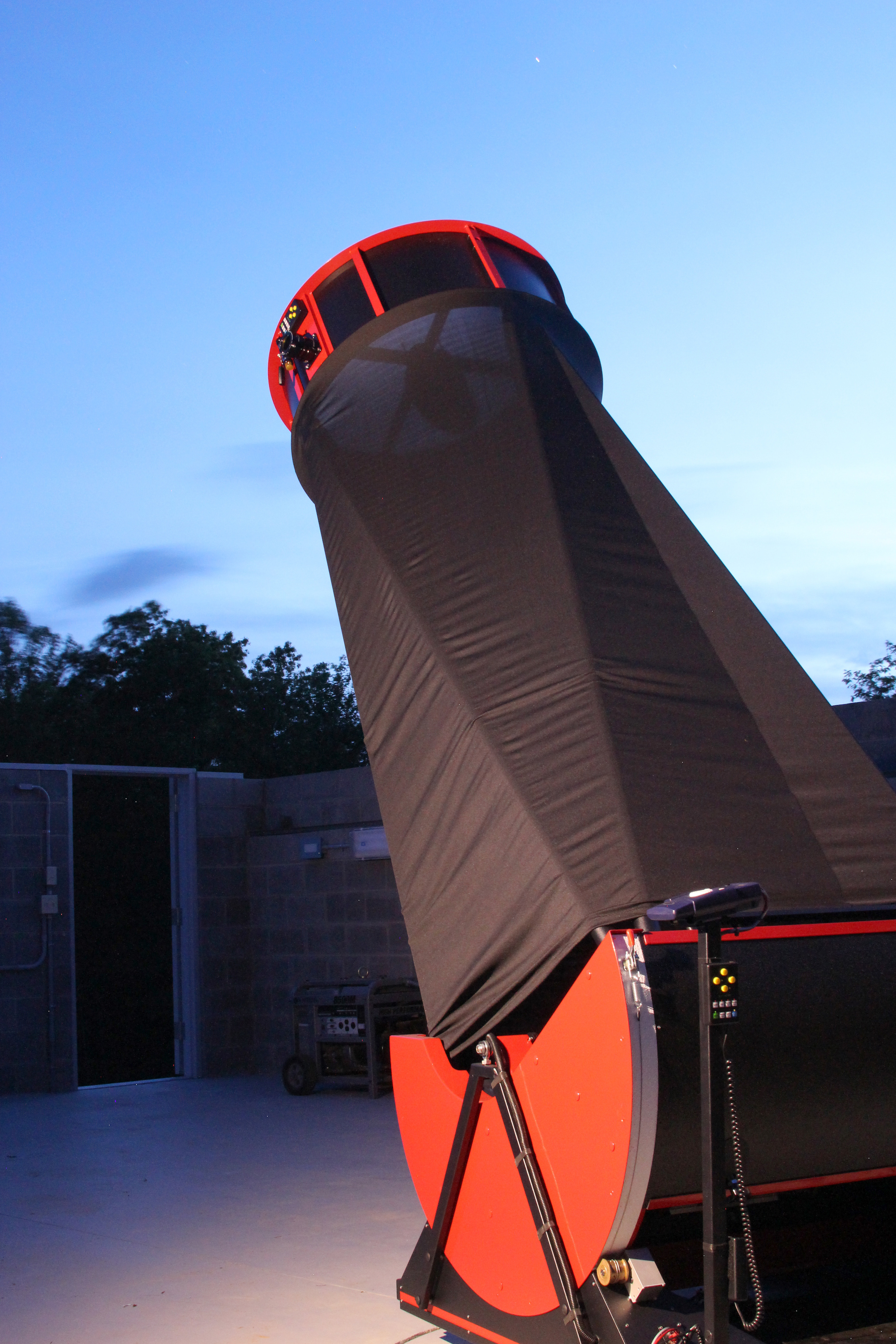 Statewide Star Party: Bare Dark Sky Observatory