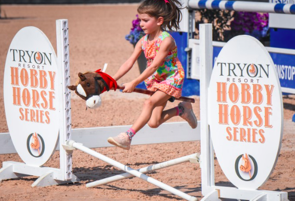 Tryon Resort's Hobby Horse Series