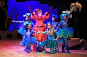 Seussical the Musical at Flat Rock Playhouse Downtown