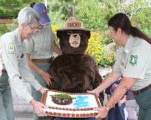 Smokey Bear's Birthday Party @ Cradle of Forestry in America Heritage Site | Pisgah Forest | North Carolina | United States