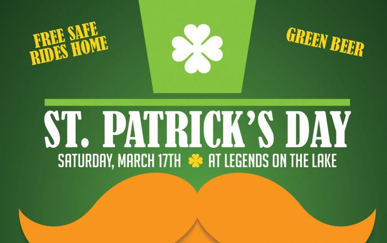 A Rumbling Bald St. Patrick's Day on Lake Lure