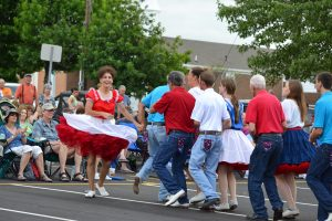 Street Dances @ Henderson County Visitor Center | Hendersonville | North Carolina | United States
