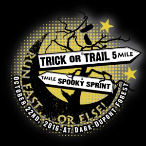 Trick or Trail 5-Mile & 1-Mile Spooky Sprint @ Dupont State Forest | Hendersonville | North Carolina | United States