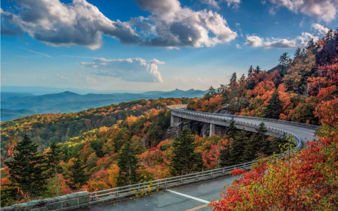 Where to Find Brilliant Fall Color Across the NC Blue Ridge