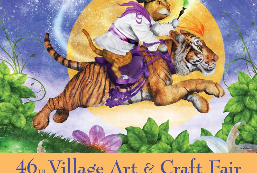 46th Annual Village Art and Craft Fair – Asheville in Biltmore Village