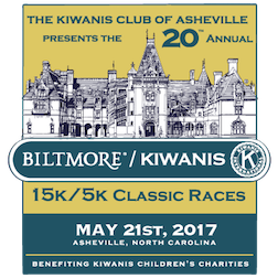 Biltmore Kiwanis 15K or 5K Classic @ The Biltmore Estate | Asheville | North Carolina | United States