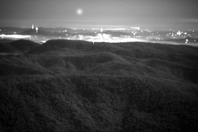 Morganton Mystery: The Brown Mountain Lights