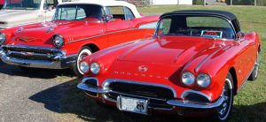 Mountain Thunder Car Show @ Historic Downtown Old Fort | Old Fort | North Carolina | United States