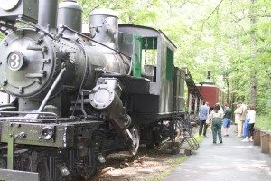 Train History Day @ Cradle of Forestry in America Discovery Center | Pisgah Forest | North Carolina | United States