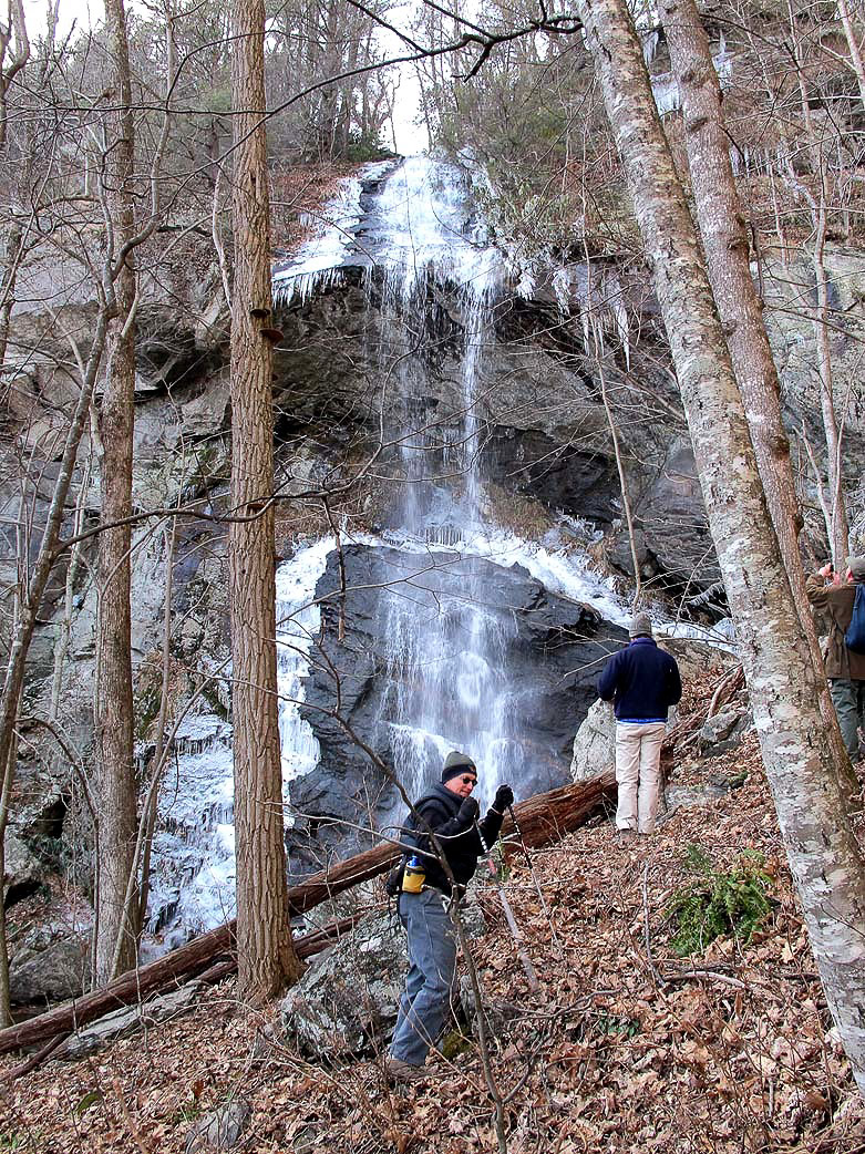 Waterfall Hike at Grove Stone and Sand Quarry