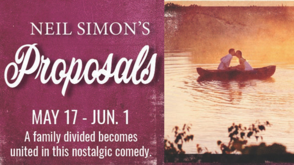Proposals_Neil Simon_Flat Rock Playhouse