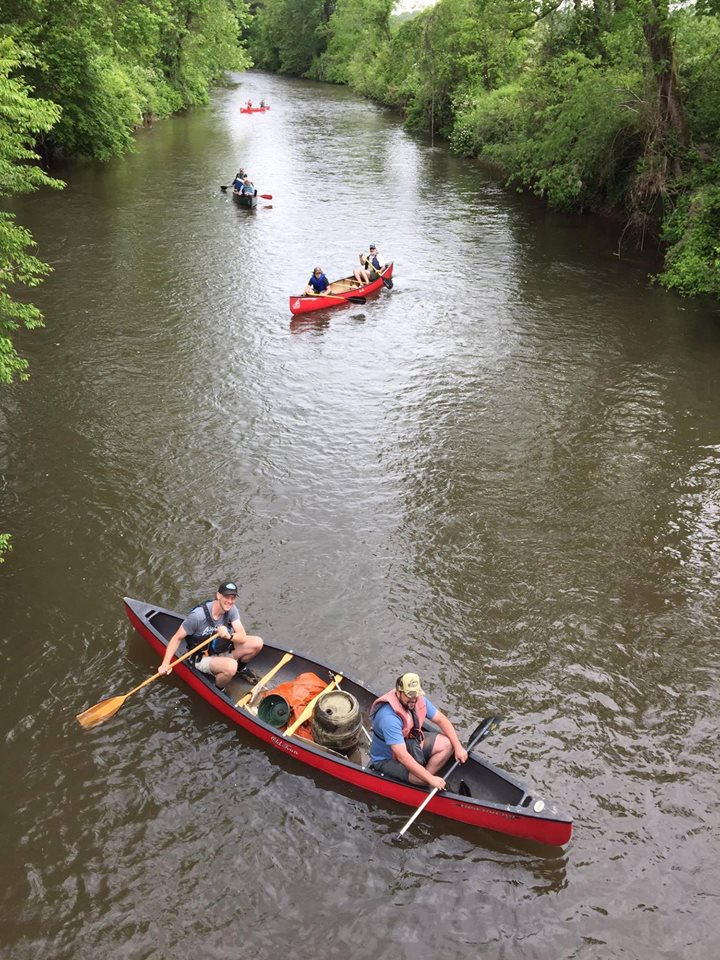 Annual Upper French Broad River Clean Up Day