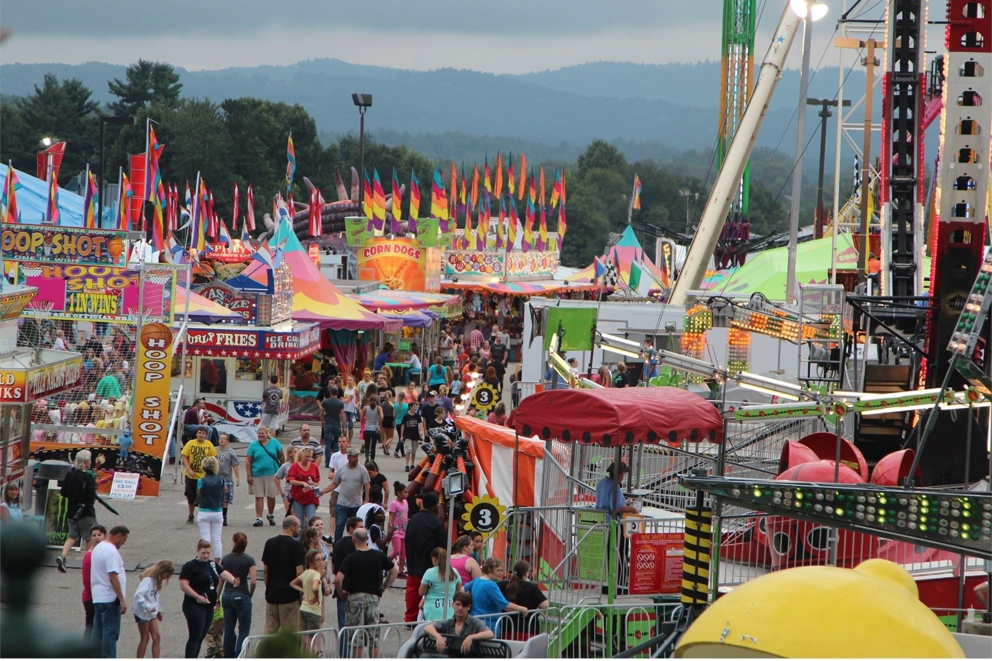 NC Mountain State Fair
